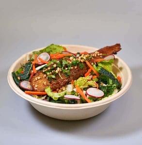 Photo of a Num Pang salad