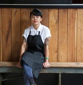 Photo of Executive Chef Dianna Daoheung