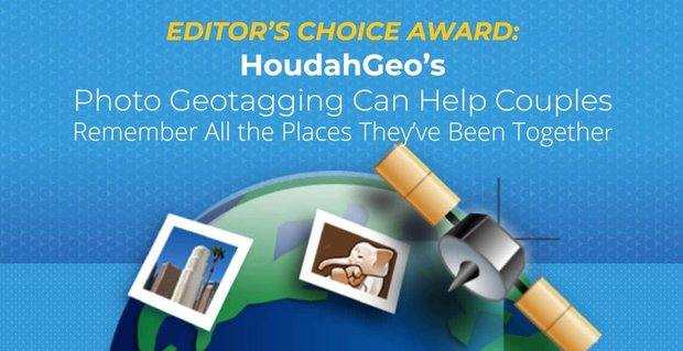 Houdahgeo Can Help Couples Remember Special Places
