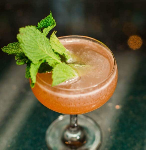 Photo of a Carnivale cocktail