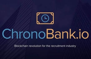 The ChronoBank logo