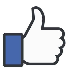 Photo of Facebook's like button