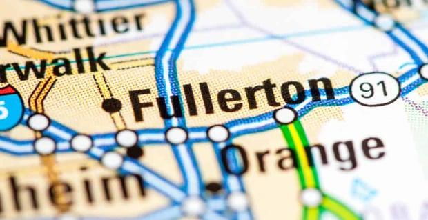 Fullerton Ca