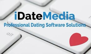 The iDateMedia logo