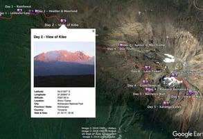 Screenshot from Google Earth