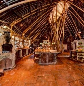 Photo of the Bambu Indah Kitchen
