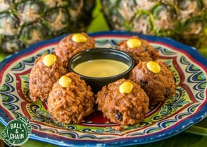 Photo of Ball & Chain Congi Fritters