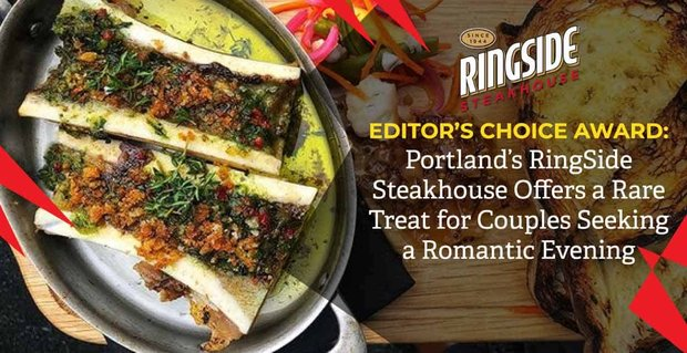 Ringside Steakhouse Offers A Rare Treat For Couples