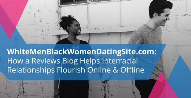 White Men Black Women Dating Site Helps Interracial Relationships