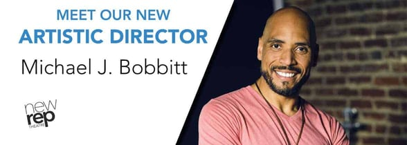 Photo of Artistic Director Michael J. Bobbit