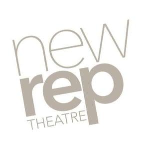The New Rep Theatre logo