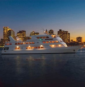 Photo of a cruise in Boston