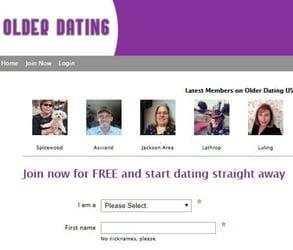 Older-Dating screenshot