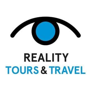 The Reality Tours & Travel logo
