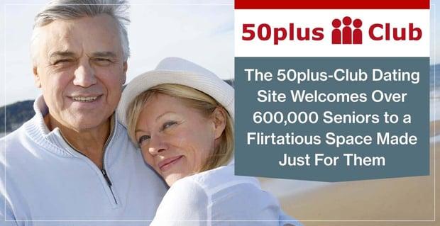 50plus Club Welcomes Seniors To A Flirtatious Space