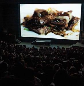 Photo of a FFF screening