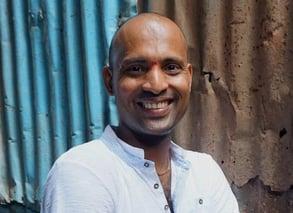 Photo of Reality Tours & Travel Founder Krishna Pujari