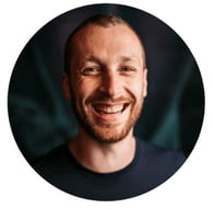 Photo of Floatworks Co-Founder Chris Plowman