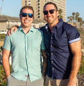 Photo of Mike Sill and Beau Schmitt