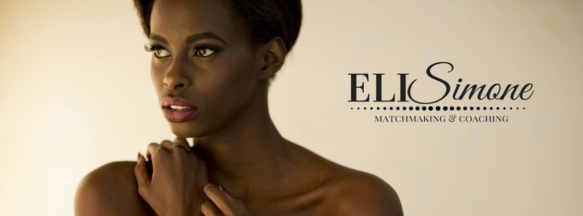 Screenshot of Eli Simone banner