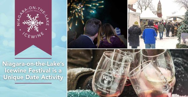 Niagara On The Lakes Icewine Festival Unique Date Activity