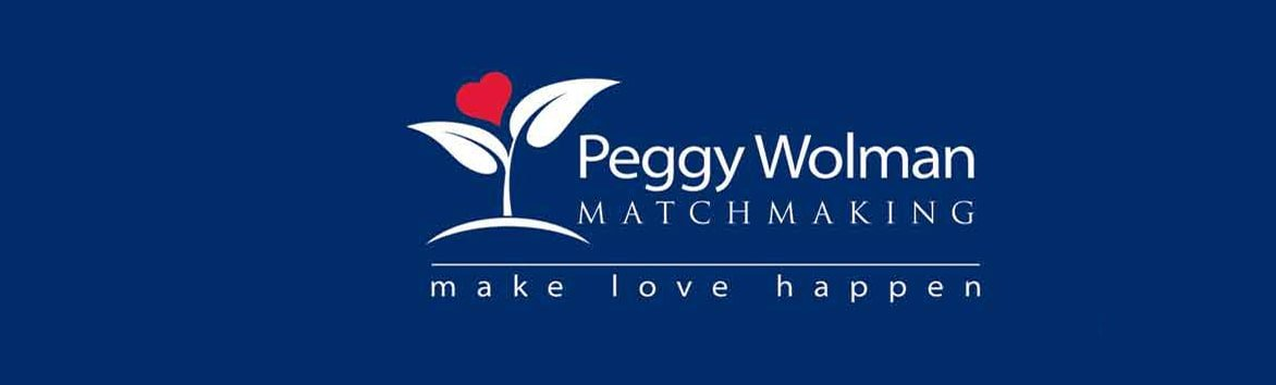 The Peggy Wolman Matchmaking logo
