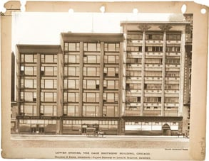 Photo of the original Gage Group Buildings