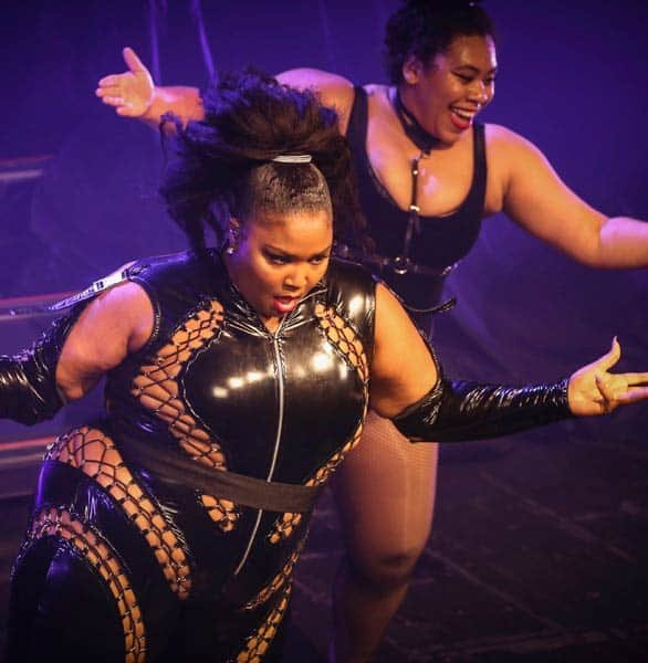 Photo of Lizzo, American singer-songwriter