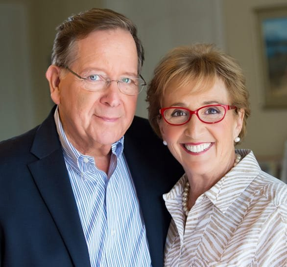 Photo of Dating Coaches and Matchmakers Peggy and Richard Wolman