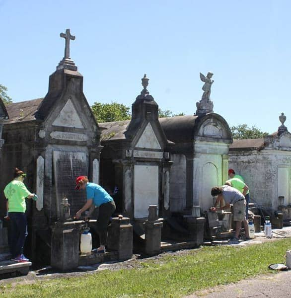 Photo from Save Our Cemeteries