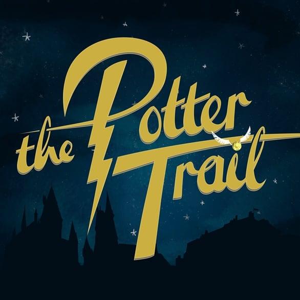 The Potter Trail logo