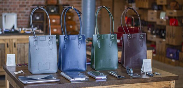 Photo of The Leather Satchel Co. goods