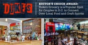 Editor's Choice Award: Duke's Grocery is a Popular Spot for Couples in D.C. to Connect Over Local Food and Craft Spirits