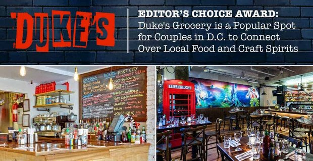 Dukes Grocery A Popular Spot For Couples In Dc