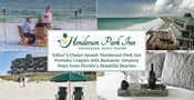 Editor's Choice Award: Henderson Park Inn Provides Couples with a Romantic Getaway Steps from Florida's Beautiful Beaches