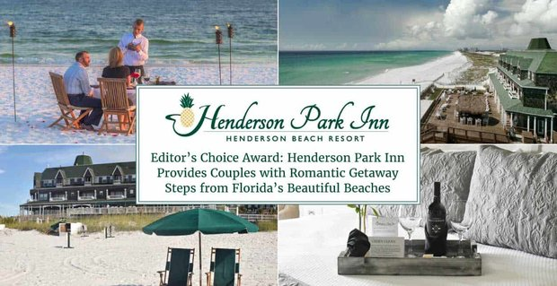 Henderson Park Inn A Romantic Getaway