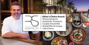 Editor's Choice Award: Richard Sandoval Hospitality Transports Couples Around the World With Its Unique Latin Flavors
