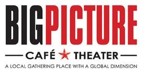 The Big Picture Theater & Café logo