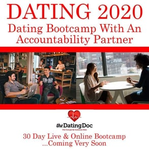 Dating 2020 Bootcamp ad