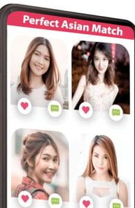 Screenshot of Perfect Asian Match