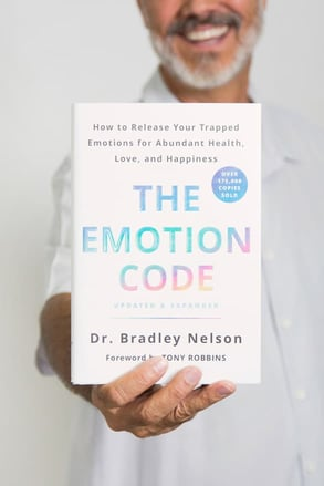 Photo of The Emotion Code book