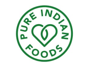 The Pure Indian Foods logo