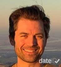 Photo of DateID Founder Remy Tennant