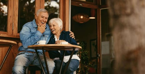 How to Ask a Senior Man Out (In Person, Online, Through Text)