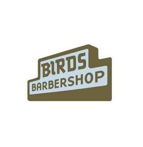 The Birds Barbershop logo
