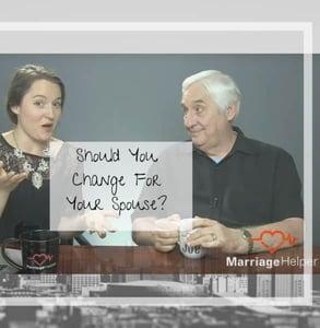 Photo of a MarriageHelper video series