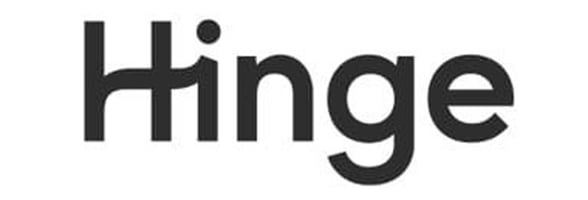 The Hinge logo