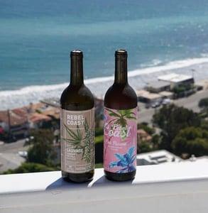 Photo of Rebel Coast wines