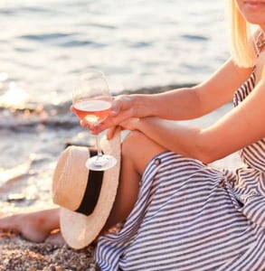 Photo of Rebel Coast wine
