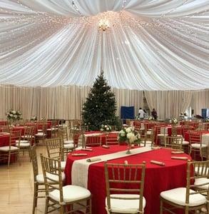 Photo of a wedding venue